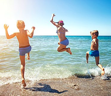 best dating holidays abroad with a baby friendly
